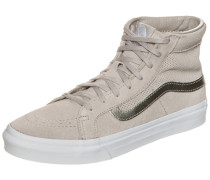 Sk8-Hi Slim Cutout Sneaker Damen beige