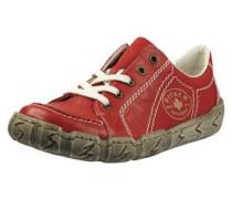 Sneaker rot / rostrot / dunkelrot