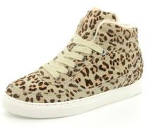 Sneaker Montreal Leopard Leder mischfarben