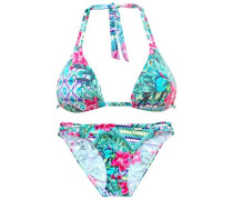 Triangel-Bikini mischfarben