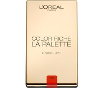 'Color Riche La Palette Lip' Lippenstift rot