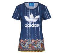 T-Shirt 'Cirandeira' mischfarben