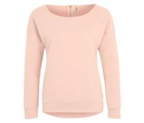 Sweater 'ONLNew Vivid Jacquard' pfirsich