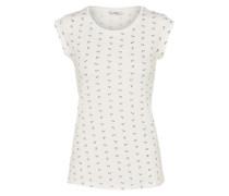 T-Shirt 'bone Sailor' offwhite