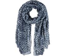 Modal Schal blau