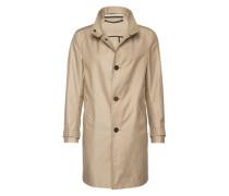 Mantel im Trenchcoat-Design 'Onnex' hellgrau