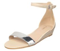 Sandale 'Kerina' silber