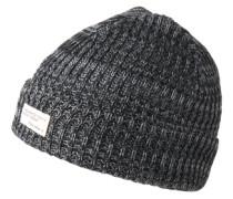 Mütze 'Nicholson' schwarz / grau