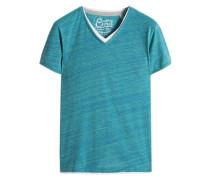 2-in-1 T-Shirt blau