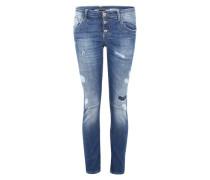 'Slim Fit' Jeans blue denim