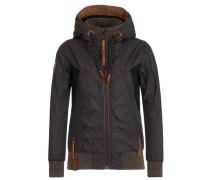Female Jacket 'Tiffy du Vogel' schwarz
