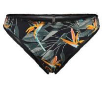 Bikini-Höschen schwarz