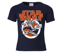 """T-Shirt """"X-Wings"""" blau"""