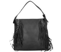 Tany Shopper Tasche 30 cm schwarz