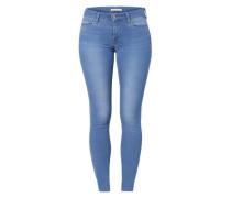 Jeans 'Innovation Super Skninny' blau