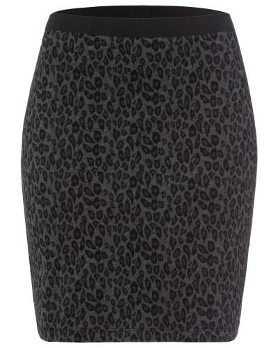 Röcke dunkelgrau / schwarz