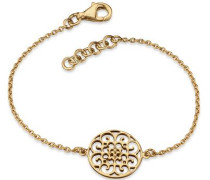 Armband 'Ornament Erb-Orna-G' gold