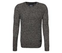 Pullover 'delton' schwarz / schwarzmeliert