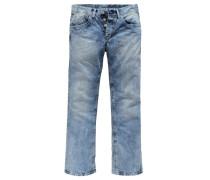 Bootcut-Jeans »Carlos« blau