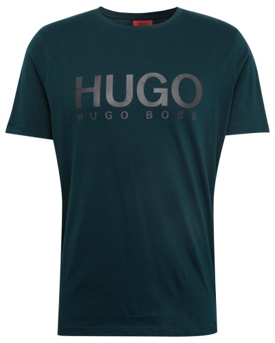 Shirt 'Dolive-U2 10182493 01' dunkelgrün