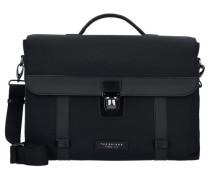 B Go Messenger Bag Aktentasche 42 cm Laptopfach schwarz