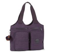 'Armide' Shopper Tasche 47 cm lila