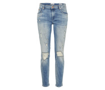 7/8-Jeans 'onlRELAX' blue denim