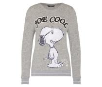Pullover mit Snoopy Motiv