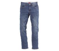 Seattle: Weiche Stretch-Jeans blau