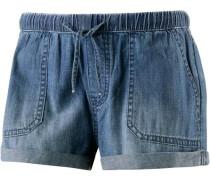 'Sunday Strut' Shorts blue denim
