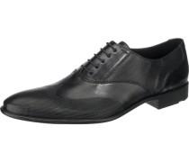 Noras Business-Schnürschuhe schwarz