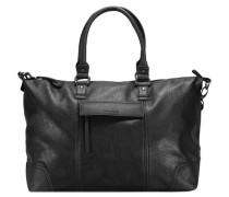Insa Women Handtasche 46 cm schwarz