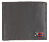 Mandal Geldbörse Leder 115 cm braun