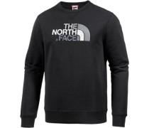 'Drew Peak Crew' Sweatshirt schwarz