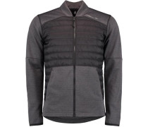 Jacke 'PM X-Kinetic Full Zip' schwarz
