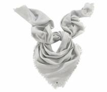 Schal silber