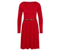 Kleid 'kurz' rot