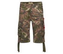 Shorts 'Jet Short' grün