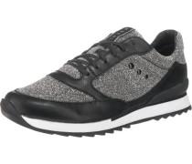 Sneakers 'Astro' graumeliert / schwarz