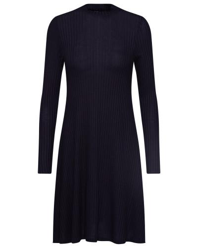 Kleid 'c&s Swing Dress' schwarz