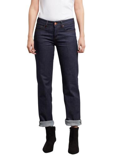 Jeans 'June' dunkelblau