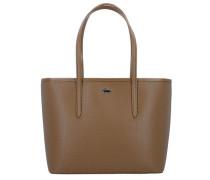 Chantaco Shopper Tasche Leder 30 cm braun