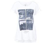 T-Shirt »Alisa« weiß