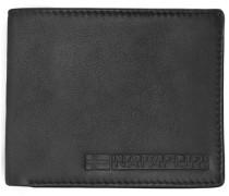 Formal Billfold 10 Geldbörse Leder 125 cm schwarz