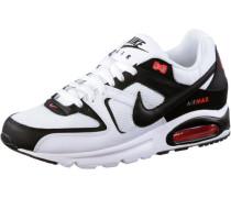 Sneaker 'Air Max Command' schwarz / weiß