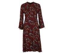 Kleid 'Juliet' burgunder