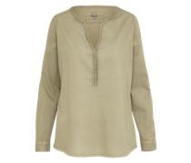 Bluse 'Rosemarie' dunkelgrün