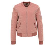 Jacke 'ONLDarion Bomber Jacket' pink
