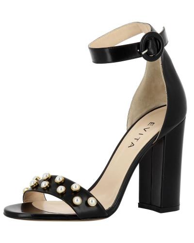 Sandalette EVA schwarz