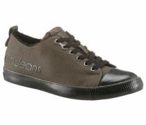 Sneaker khaki / schwarz